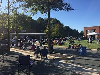St. Margaret Parish Farewell Outdoor Mass for Fr. Nicodemus